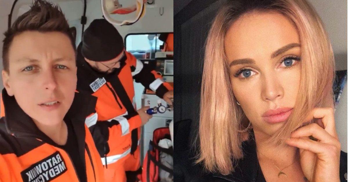 Ratowniczka medyczna przejęła instagramowe konto Maffashion, aby pokazać, jak wygląda jej praca