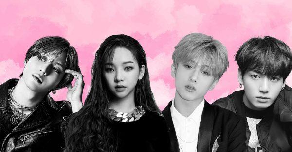 K-pop w maju – sprawdźcie, czego słuchaliśmy w zeszłym miesiącu