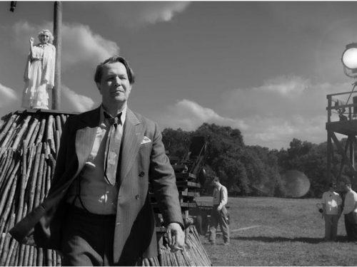 David Fincher powraca z nowym filmem, który trafi do kin i na Netflixa