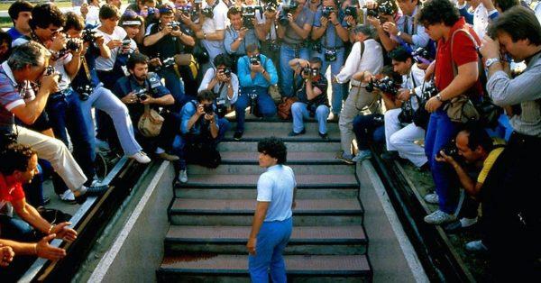 Maradona pokonał Diego, czyli geniusz, który okiwał sam siebie