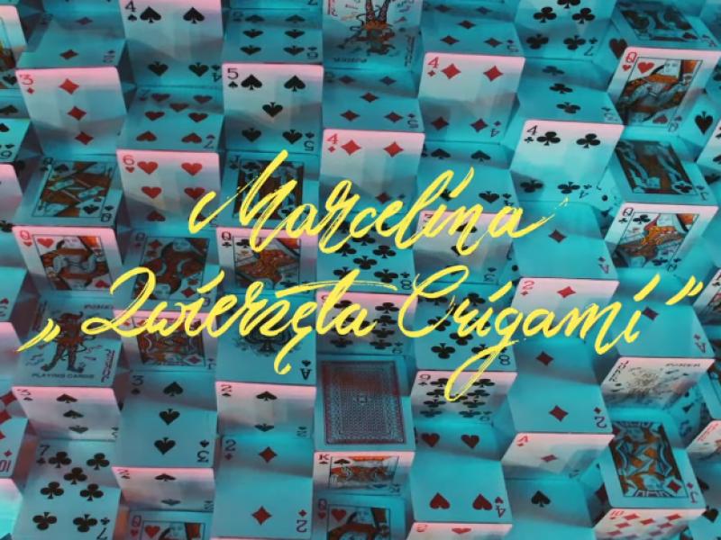 """Marcelina z nowym singlem. Zobacz teledysk do """"Zwierzęta Origami"""""""