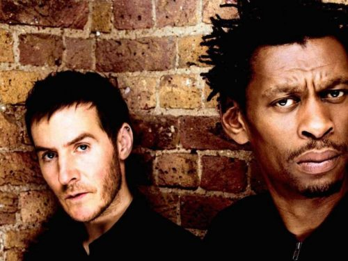 "Massive Attack wydali nowy podwójny singiel ""The Spoils/Come Near Me"""