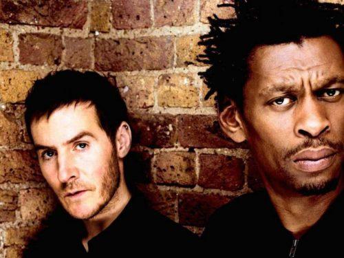 Massive Attack wydało płytę w… sprayu!