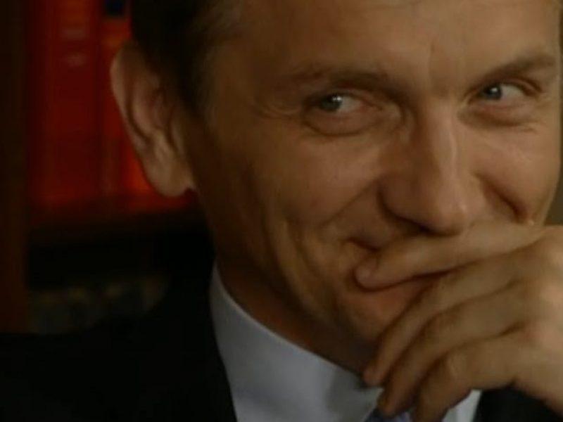 Janusz Tracz miłosnym coachem