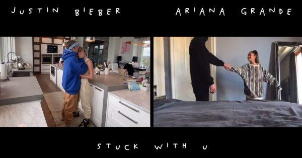 Justin Bieber i Ariana Grande zapowiadają wspólny utwór