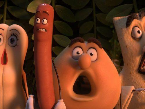 Pięć powodów, żeby obejrzeć Sausage Party