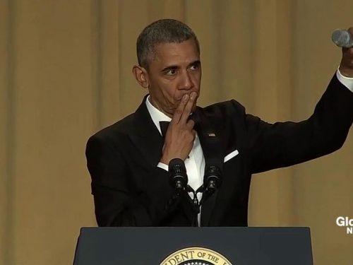 Obama dostał pracę w Spotify? Ma zostać prezydentem playlist