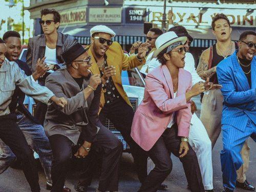 Mark Ronson i Bruno Mars oskarżani o plagiat