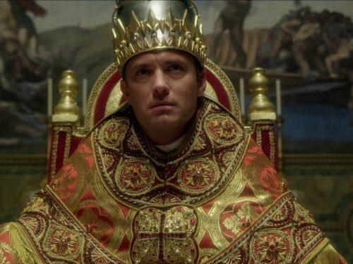 Jude Law – papież, który został Bogiem. Czekamy na ten serial!