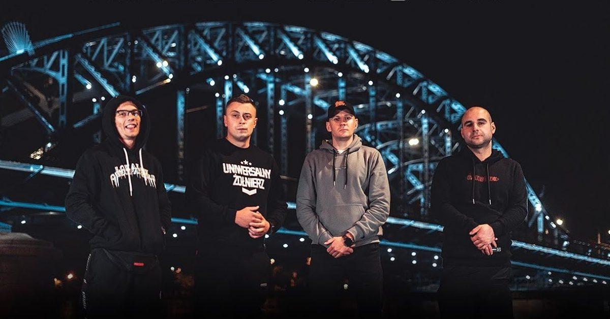 """Dedis, Intruz, Epis, Obserwator i Śliwa promują """"Rap Najlepszej Marki 3"""" singlem """"Nasze słowa"""""""