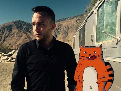 Ten Typ Mes rapuje o kotach z Izą Lach
