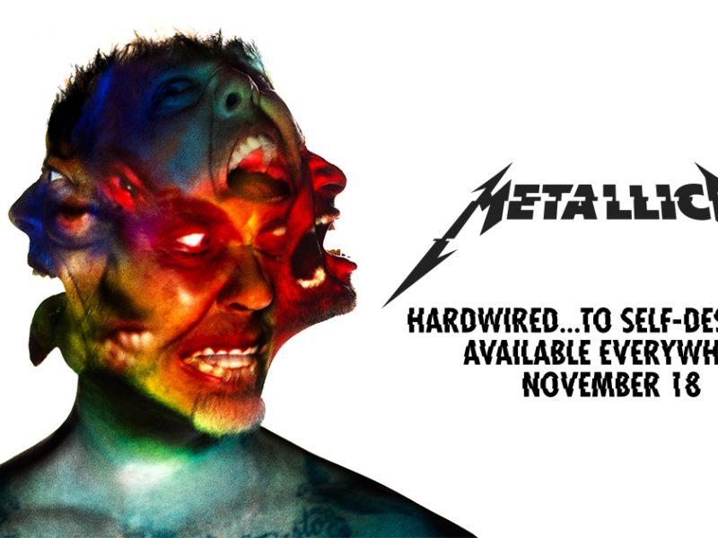 Metallica wypuściła nowy album za darmo