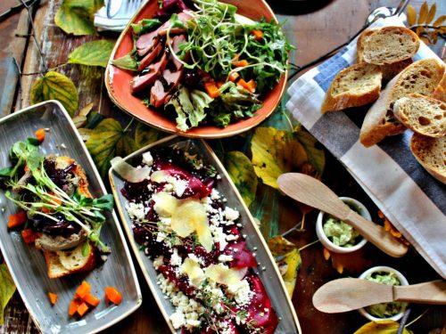Dynia, borowiki, kurki… TOP 5 jesiennych menu w warszawskich lokalach