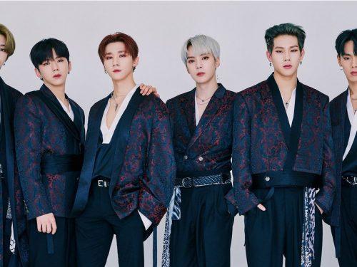 """""""ALL ABOUT LUV"""" – pierwszy anglojęzyczny album k-popowej grupy Monsta X"""