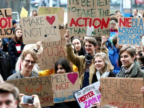 Młodzieżowy Strajk Klimatyczny przenosi się do Internetu