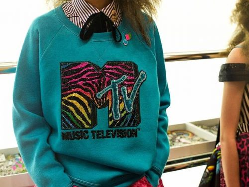 Marc Jacobs wskrzesza MTV
