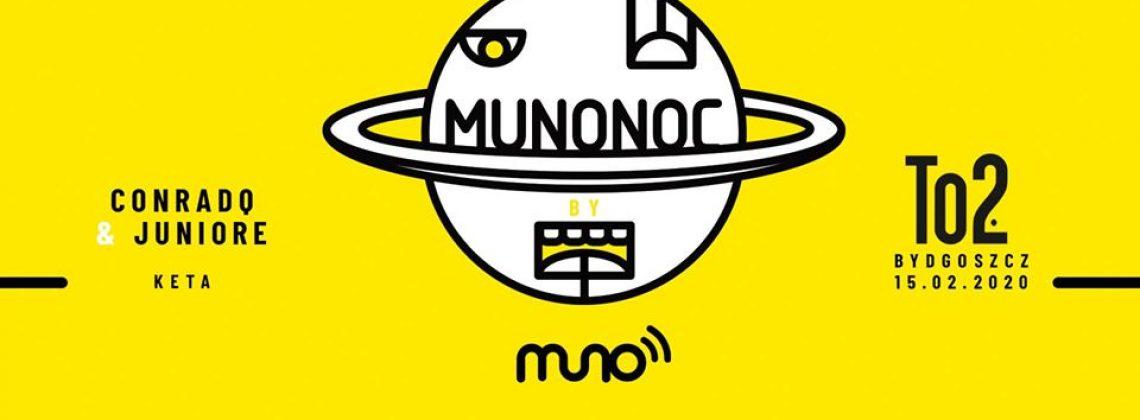 MUNOnoc / Juniore x Conradq x Keta