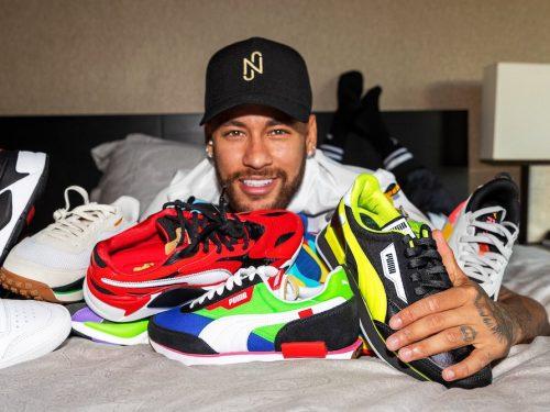 Stało się! Neymar po 15 latach oficjalnie pożegnał się z Nike i związał się kontraktem z Pumą