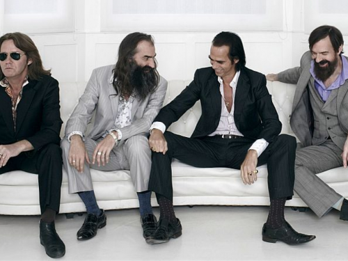 Nick Cave and The Bad Seeds na jedynym koncercie w Polsce