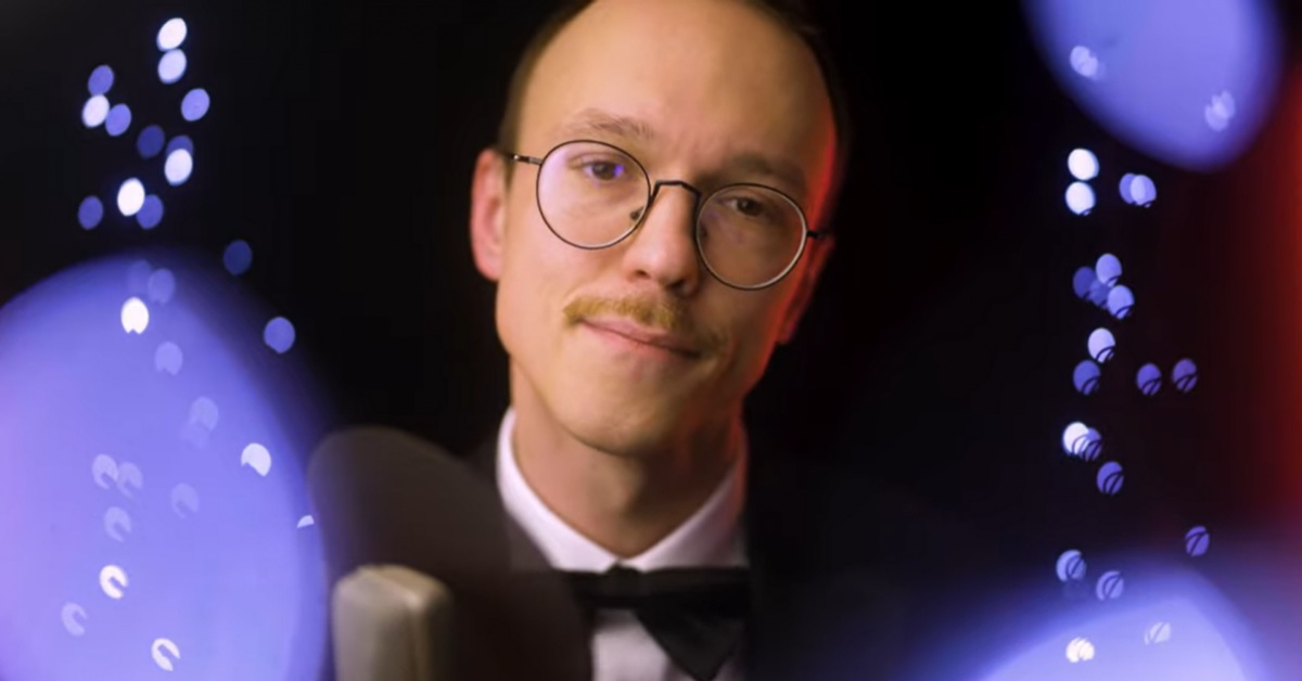 Krzysztof Gonciarz i Pawbeats Orchestra nagrali płytę z kolędami [serio]