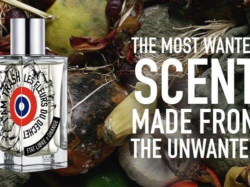 I'M TRASH – nowy zapach perfum zrobiony ze… ŚMIECI!