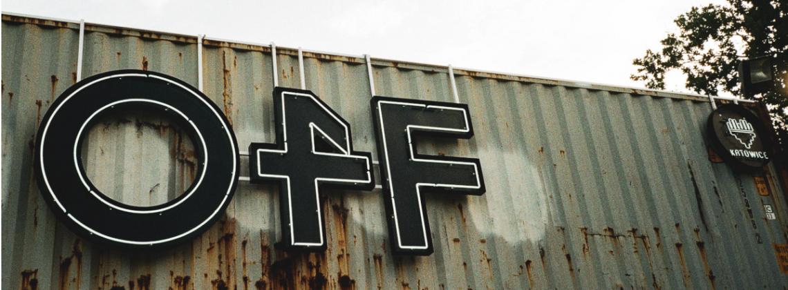 OFF Festival 2020 ogłasza pierwszego headlinera