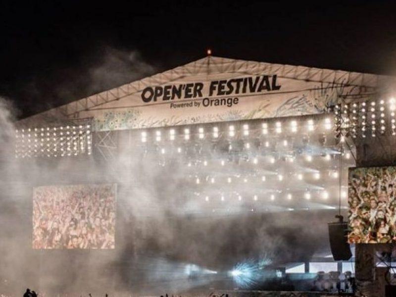 Open'er Festival domyka line-up tegorocznej edycji. Jest kolejny headliner