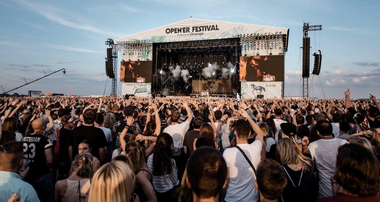 Open'er Festival ogłasza pierwszych artystów na 2021 rok