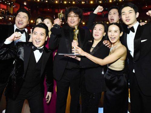 "Oscary 2020 rozdane. ""Parasite"" triumfuje"