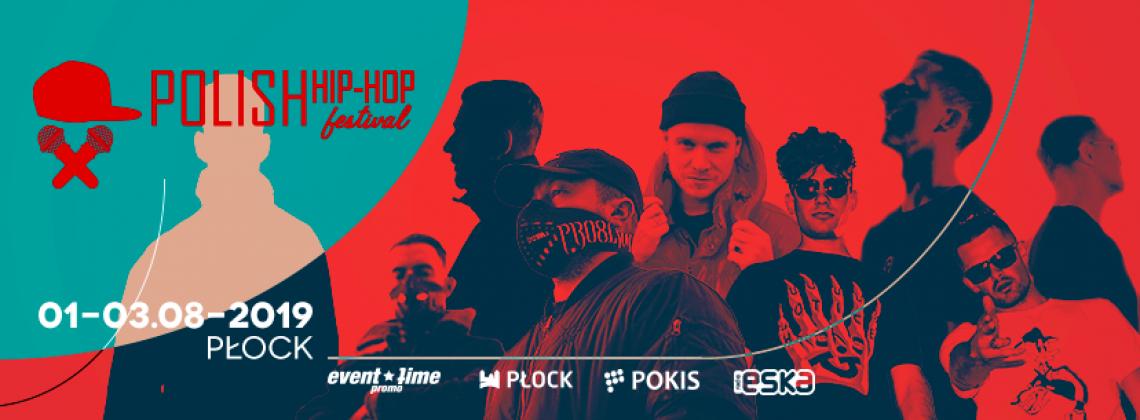 Polish Hip-Hop Festival 2019 – kolejne ogłoszenie i nowości