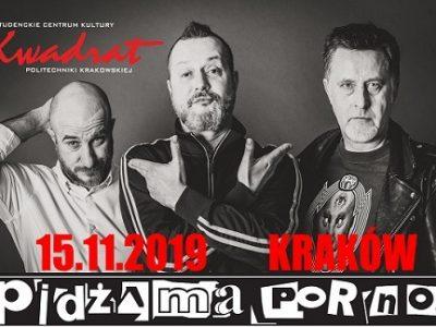 Pidżama Porno z nową płytą / Kraków / Klub Kwadrat