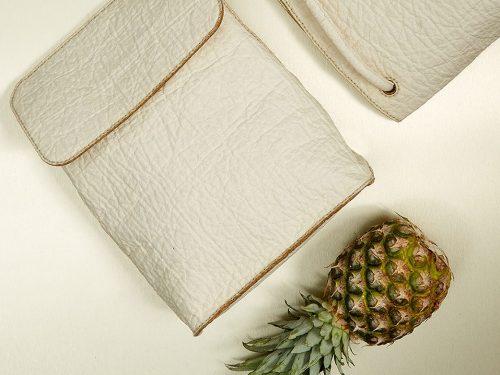 Pinatex, czyli skóra z liści ananasa