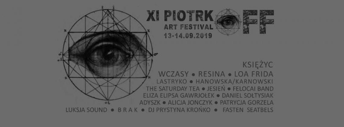 PiotrkOFF Art Festival 2019
