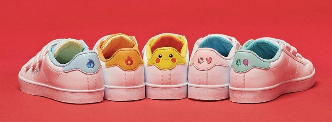 FILA wprowadzi na rynek buty z POKEMONAMI!