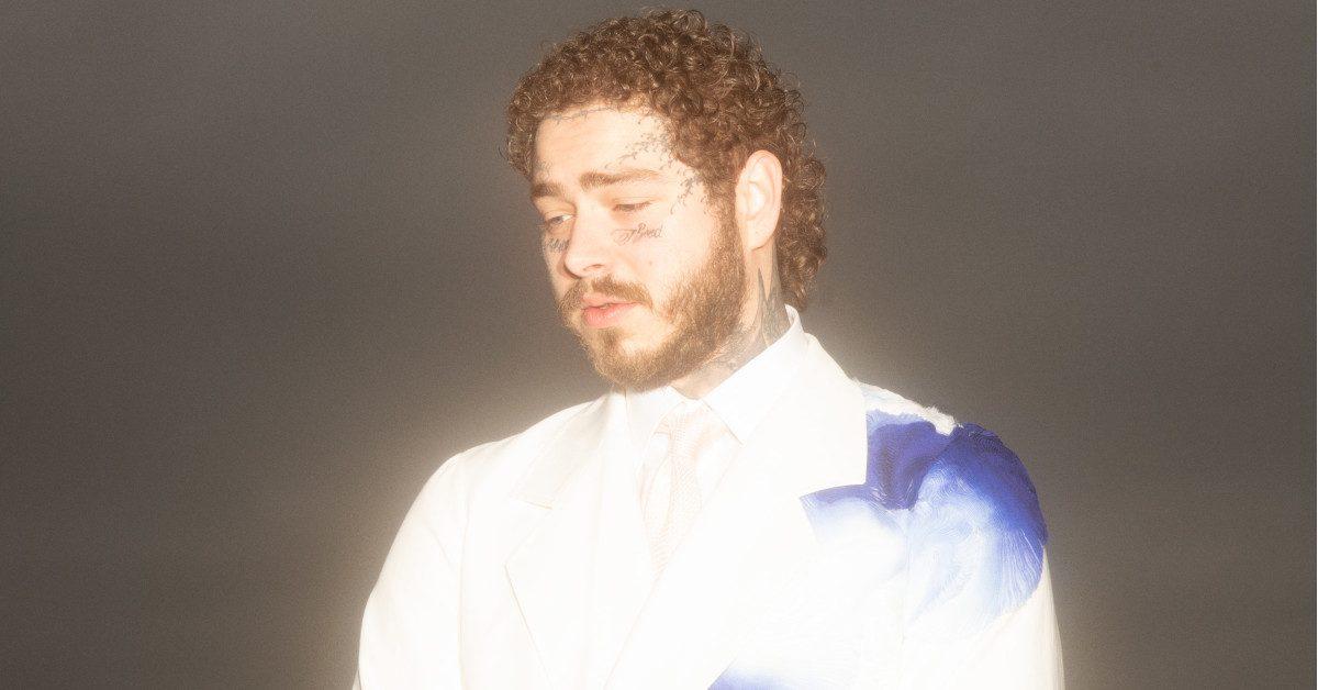 Post Malone zagrał koncert w hołdzie dla Nirvany