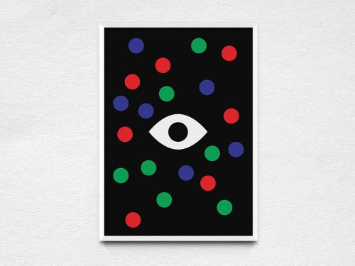 Psychika grafika: Jacek Rudzki (Znajomy Grafik)