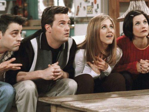 """Serial """"Przyjaciele"""" zniknie z Netflixa do końca 2020"""