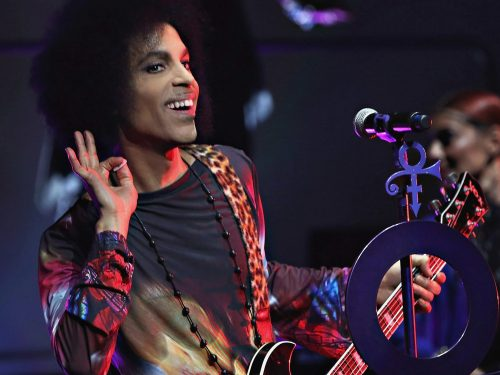 Pierwszy wywiad Prince'a trafił do sieci. Co powiedział szkolnej gazetce?