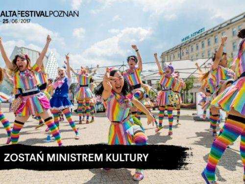 Zostań Ministrem Kultury razem z Magdaleną Cielecką i Mają Ostaszewską! Wystarczy… 10 zł!