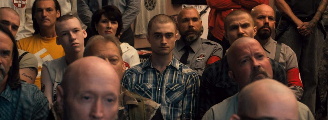 Daniel Radcliffe neonazistą. Voldemort byłby dumny