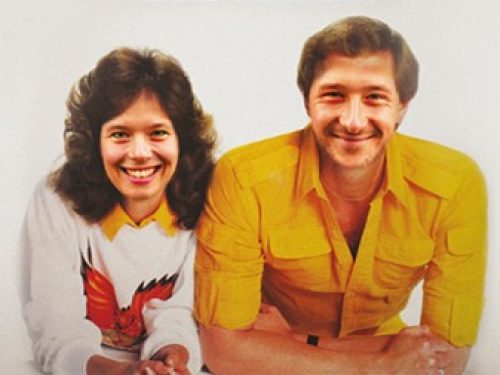 Pegasus i gumy Turbo. Rebeka i Ted Nemeth o dorastaniu w latach 90.