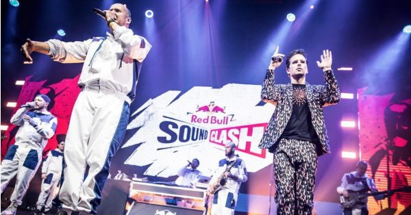 Zobaczcie nagrania z Red Bull Soundclash 2019