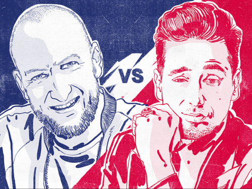 Wszystko co musisz wiedzieć o Red Bull SoundClash przed pojedynkiem Zalewskiego i Grubsona