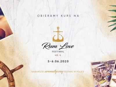 Rum Love Festiwal vol.4 [ODWOŁANY]
