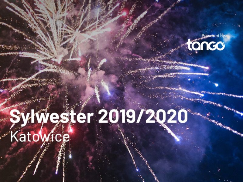 Sylwester 2019/2020 – Katowice [Aktualizacja]