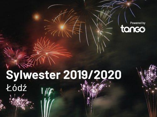 Sylwester 2019/2020 – Łódź