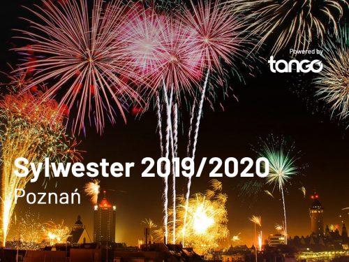 Sylwester 2019/2020 – Poznań