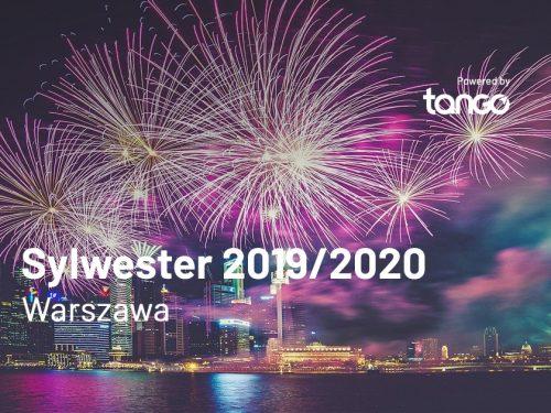 Sylwester 2019/2020 – Warszawa [Aktualizacja]