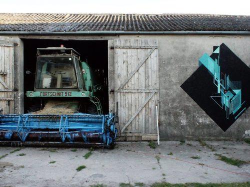 Rurales. Wsie, stodoły, street art