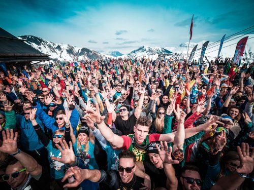 A może by tak rzucić wszystko i pojechać w Alpy na SnowShow Music Fest 2020?